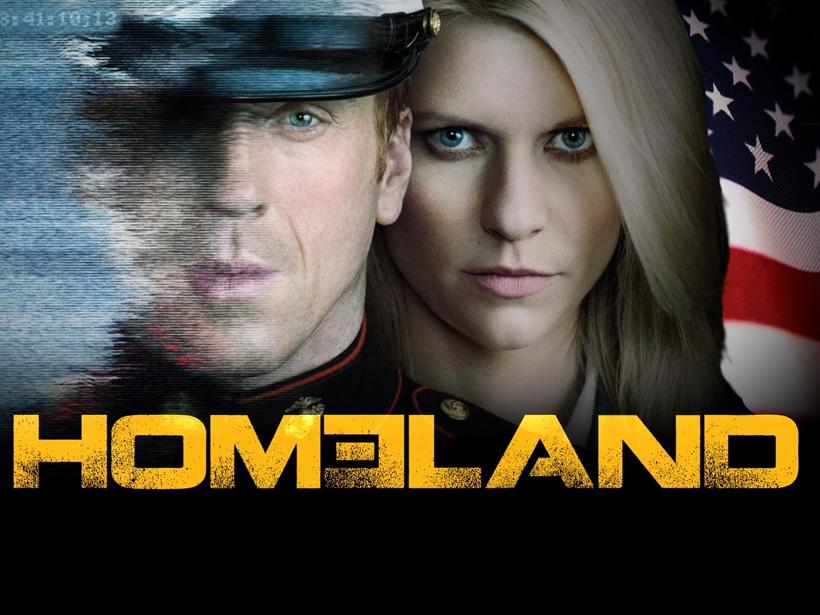 Homeland - Die Serie auf DVD
