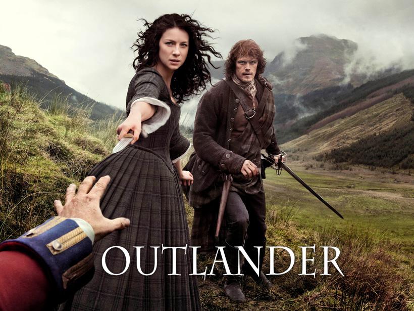 Outlander - Die Serie auf DVD