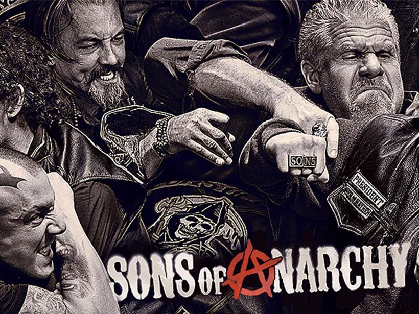Sons of Anarchy - Die Serie auf DVD