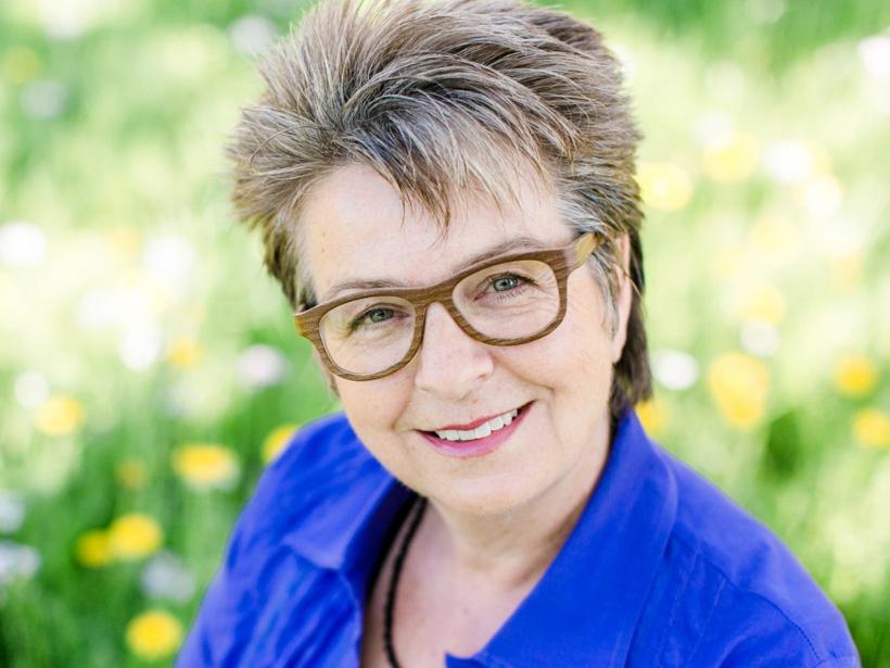 Blanca Imboden Schweizer Autorin