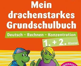 Mein drachenstarkes Grundschulbuch