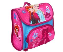 Schulranzen pink Die Eiskönigin: Anna & Elsa