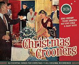 Christmas Crooners 2CDs