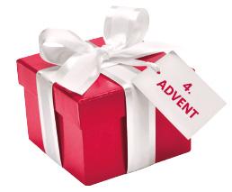 4. Advent Geschenkspäckchen