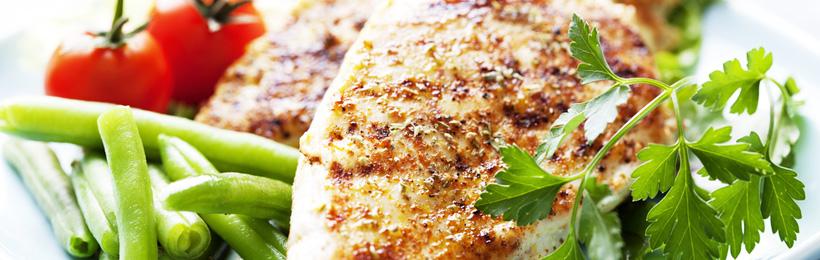 Gesund und kalorienarm Kochen