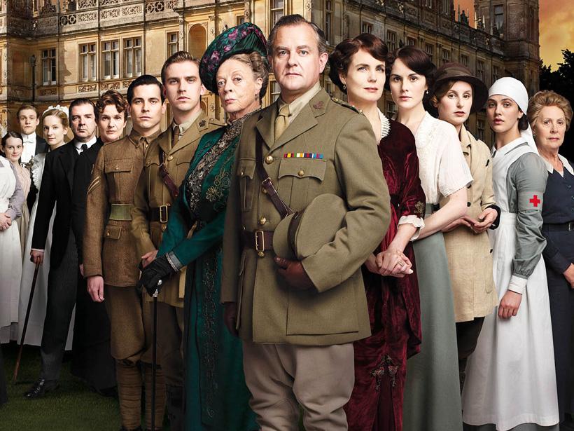 Downton Abbey - Die Serie auf DVD