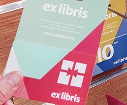 Ex Libris-Gutscheine schenken