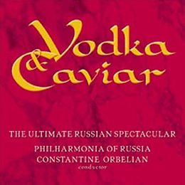 Vodka & Cavia - The Ultimate Russian Spe