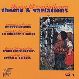 Thema und Variationen - Improvisationen über Kinderlieder