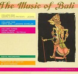 Music Of Bali Vol. 1 - 3