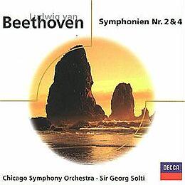 Sinfonien 2+4