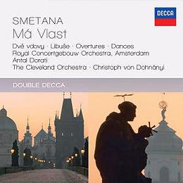Ma Vlast/ouvertures/dances