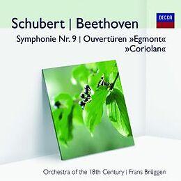 Sinfonie 9 D 944/rosamunde/egmont/coriolan