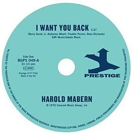 I Want You Back/Sister Janie
