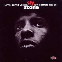 Listen To The Voices In The Studio 1965-70