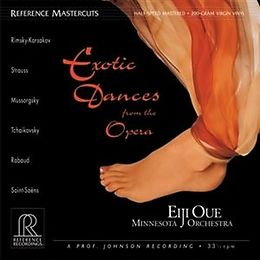 Exotic Dances From The Opera