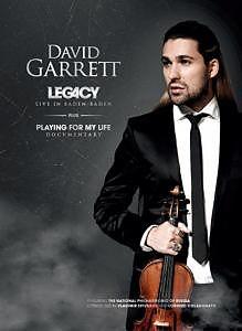 Legacy-Live In Baden Baden [Versione tedesca]