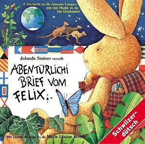 Abendtürlichi Brief vom Felix Cover