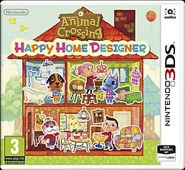 animal crossing happy home designer 3ds d nintendo