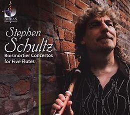 Boismortier Concertos For Five Flutes