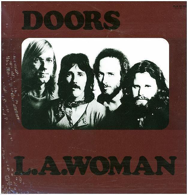 L A Woman Doors The Vinyl Schallplatte Kaufen