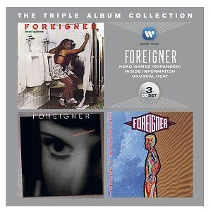 triple album collection the foreigner cd kaufen. Black Bedroom Furniture Sets. Home Design Ideas