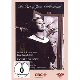The Art of Joan Sutherland [Versione tedesca]
