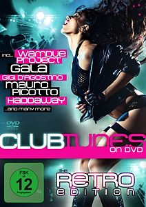 Clubtunes On DVD-The Retro Edition