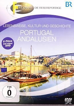 Portugal & Andalusien [Versione tedesca]