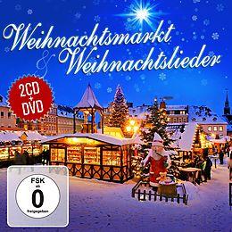 Weihnachtsmarkt & Weihnachtslieder. 2cd+dvd