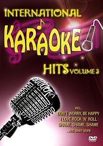 International Karaoke Hits Vol. 3 [Versione tedesca]