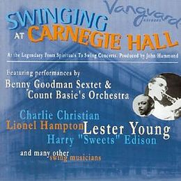 Swinging In The Carnegie Hall