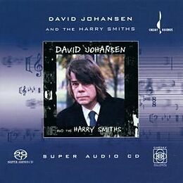 David Johansen And The Harry Smiths