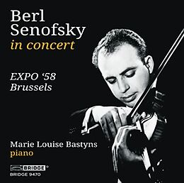 Berl Senofsky in Concert - EXPO '58