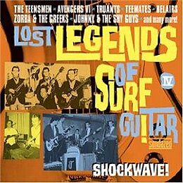 Lost Legends Of Surf Guitar Vol.4