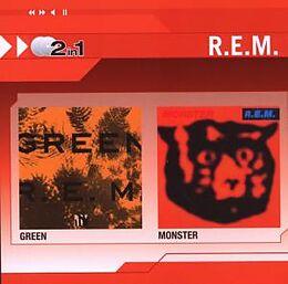 Green/Monster (2in1)