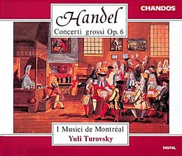 Concerti Grossi Op6