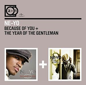 Because Of You Ne Yo Cd Kaufen Exlibris Ch