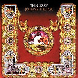 Johnny The Fox (LTD Back To Black LP)