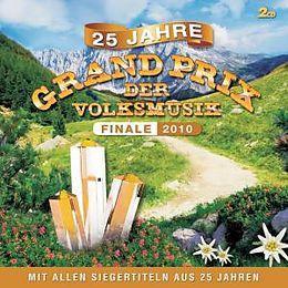 Grand Prix der Volksmusik - Finale 2010, 2 Audio-CDs