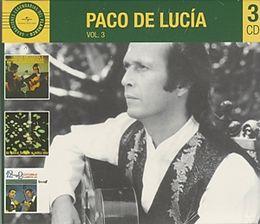 Caja Paco De Lucia Vol. 3 (En Hispanoamerica / En America Latina / Dos Guitarras Flamencas)