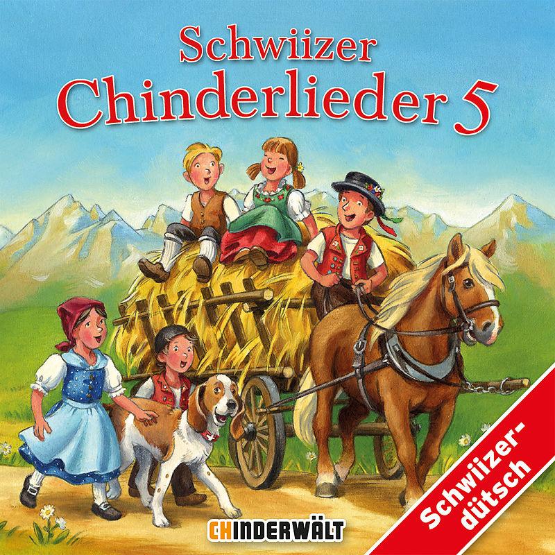 schwiizer chinderlieder 5 kinder schweizerdeutsch cd. Black Bedroom Furniture Sets. Home Design Ideas