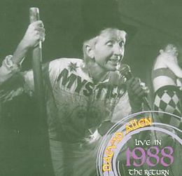 Live In 1988-The Return