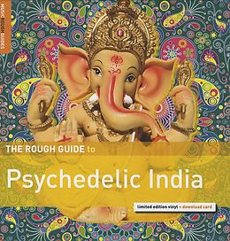 Rough Guide: Psychedelic India