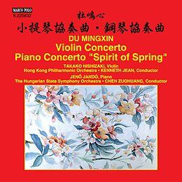 Violin Concerto/piano Concerto