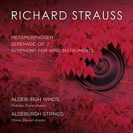 Metamorphosen/Serenade/Sinfonie Für Bläser