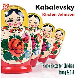 Piano Pieces For Children Young & Old