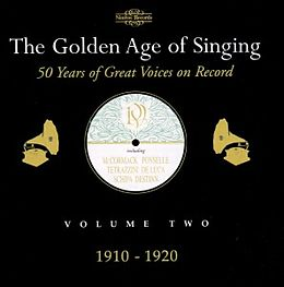 Golden Age Of Singing - 50 Years Of Grea