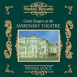 Great Singers At The Mariinsky Theatre :