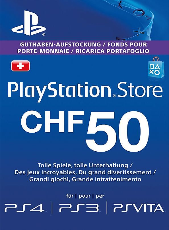 psn playstation store card chf ps4 ps3 ps vita jeux ps4 acheter en ligne. Black Bedroom Furniture Sets. Home Design Ideas